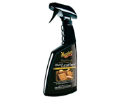 MEGUIARS GOLD CLASS RICH LEATHER SPRAY LIMPIADOR CUERO 473ML